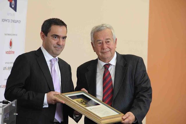 Μεγάλη τιμή για το ανώτατο συμβουλιο επιλογής προσωπικού (ΑΣΕΠ) και  τον πρόεδρο του κ. Ιωάννη Καραβοκύρη στην Τρίπολη
