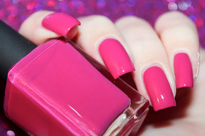 "Swatch of the nail polish ""Petal"" from Enchanted Polish"