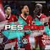 تحميل لعبة الاسطورة بيس 18 || PES 2018 v2.2.0 مود ليفربول Liverpool اخر اصدار ( ميديا فاير )