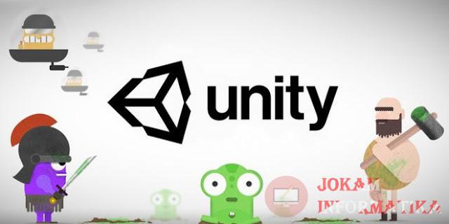 Cara Mendapatkan Aplikasi Unity 3D Dan Aplikasi Pendukungnya Untuk Membuat Game Keren - JOKAM INFORMATIKA