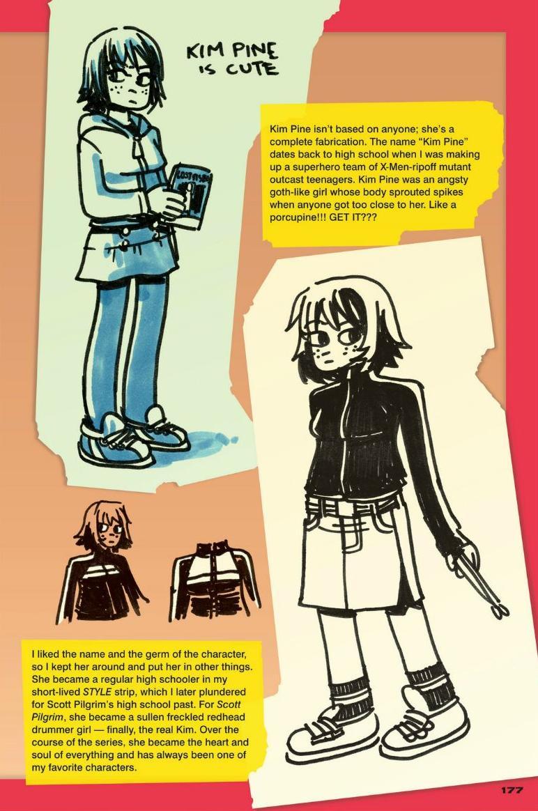 Read online Scott Pilgrim comic -  Issue #1 - 158