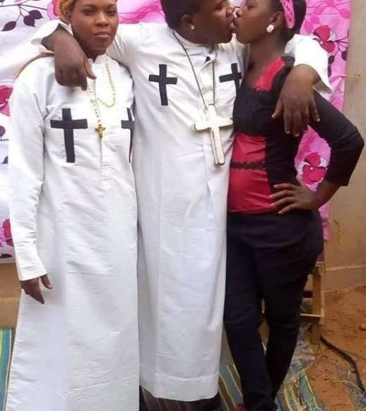 Tanzanian Prophet Tito Who Drinks Alcohol While Preaching