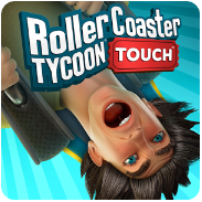RollerCoaster Tycoon Touch Mod Unlimited Money terbaru