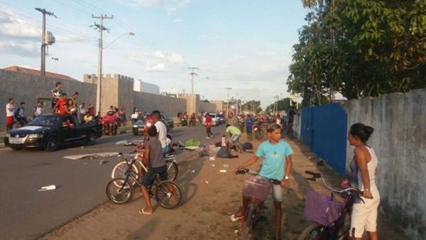 Moradores invadem abrigo em Roraima e expulsam venezuelanos da cidade