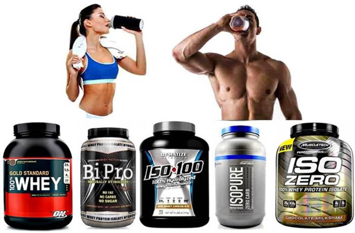 Los suplementos de proteínas zero carbs ayudan a ganar masa muscular sin grasa corporal