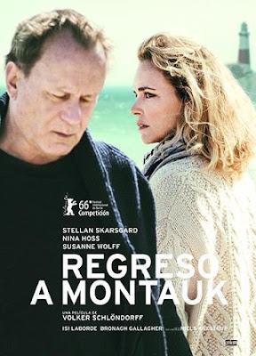 Return To Montauk 2017 DVDCustom HD Spanish