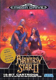 Phantasy Star II (BR) [ SMD ]