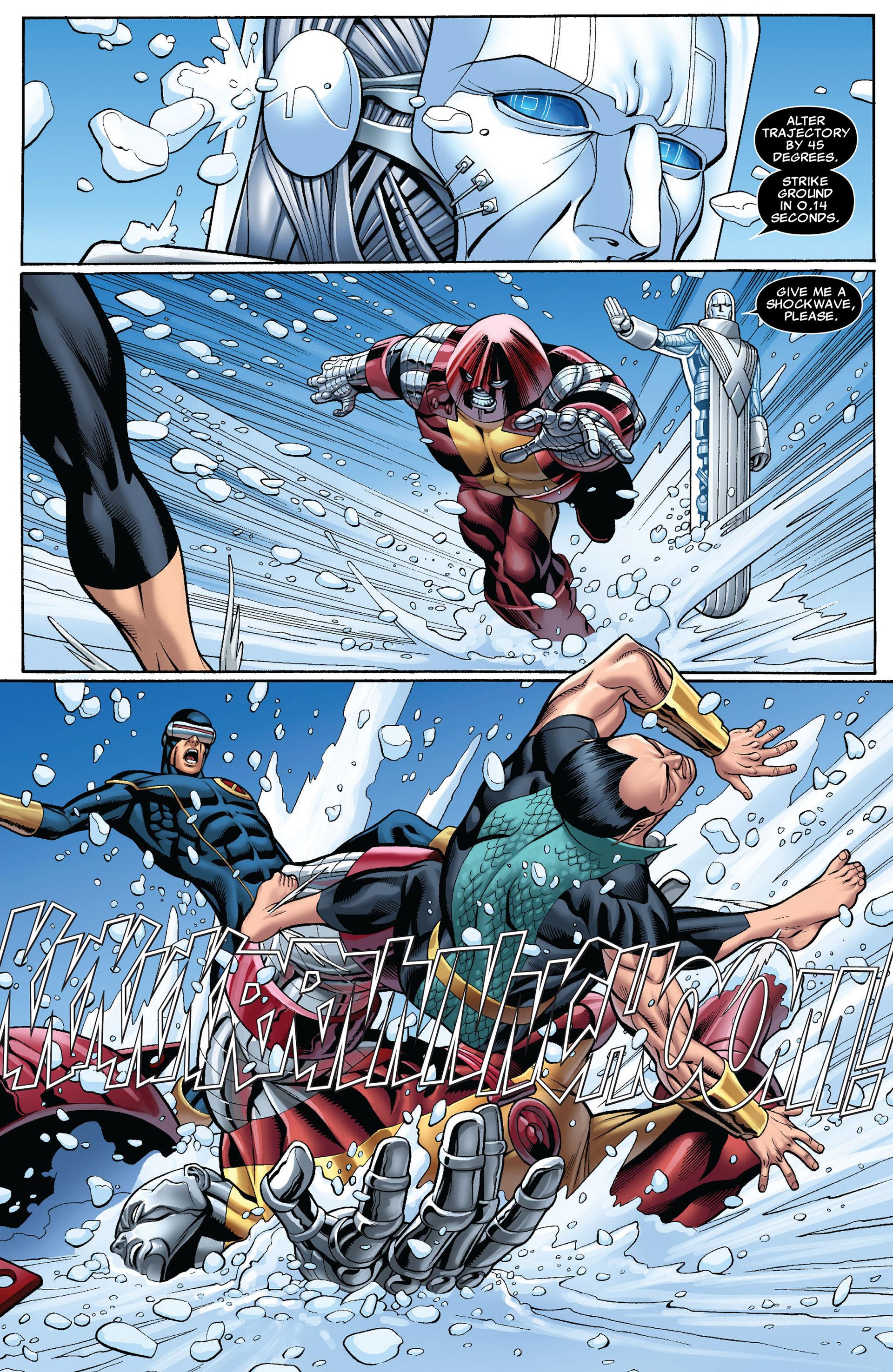 Read online Uncanny X-Men (2012) comic -  Issue #10 - 6