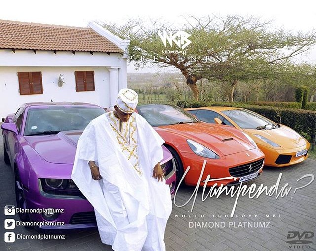 Audio: Diamond Platnumz - Utanipenda