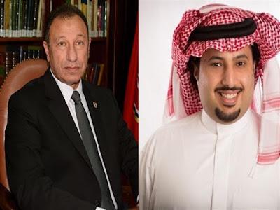 تركي ال الشيخ, الأهلي, الدوري المصري, بيراميدز,
