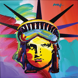 Modern and Post Modern Art Forms- All About Paintings as Illustrated by Peter Max