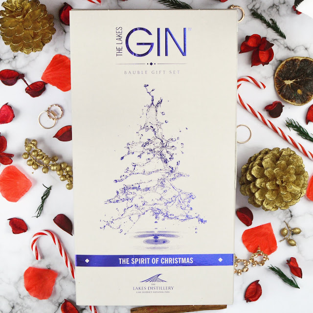The Lakes Gin Filled Baubles Gift Set, Find Me A Gift, Christmas Gift Ideas Lovelaughslipstick Blog
