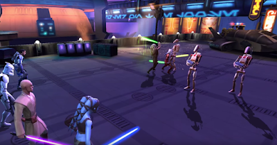 Game Star Wars Galaxy of Heroes for Android