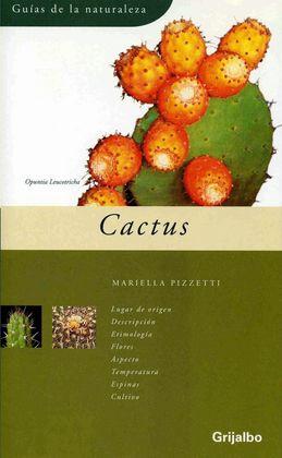 Guías de la naturaleza cactus – Mariella Pizzetti