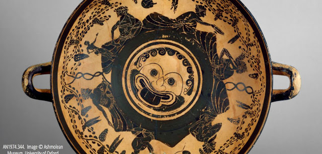 Animation brings 2500-year-old Greek vase to life