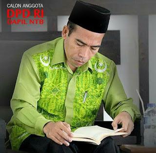 Ini Gagasan Batik Ijo, H Irzani untuk Pengembangan Smart City di NTB
