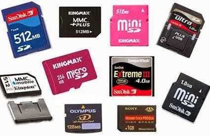 بطاقة الذاكرة