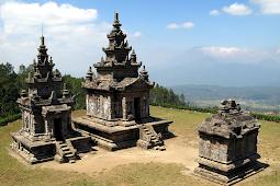Gedong Songo Temple Java