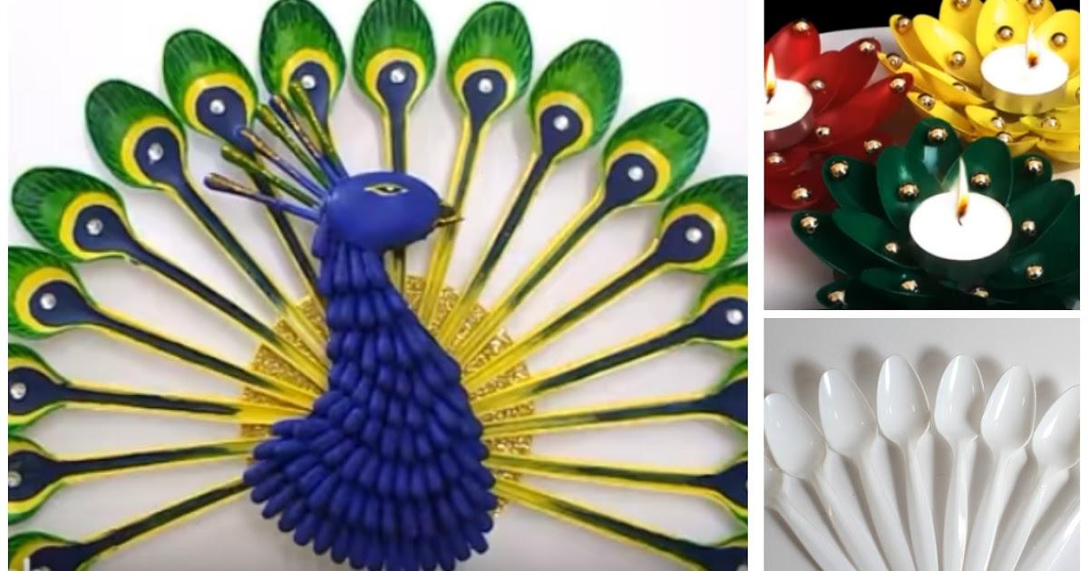 Aprende c mo hacer adornos para el hogar con cucharas de for Como hacer decoraciones para el hogar