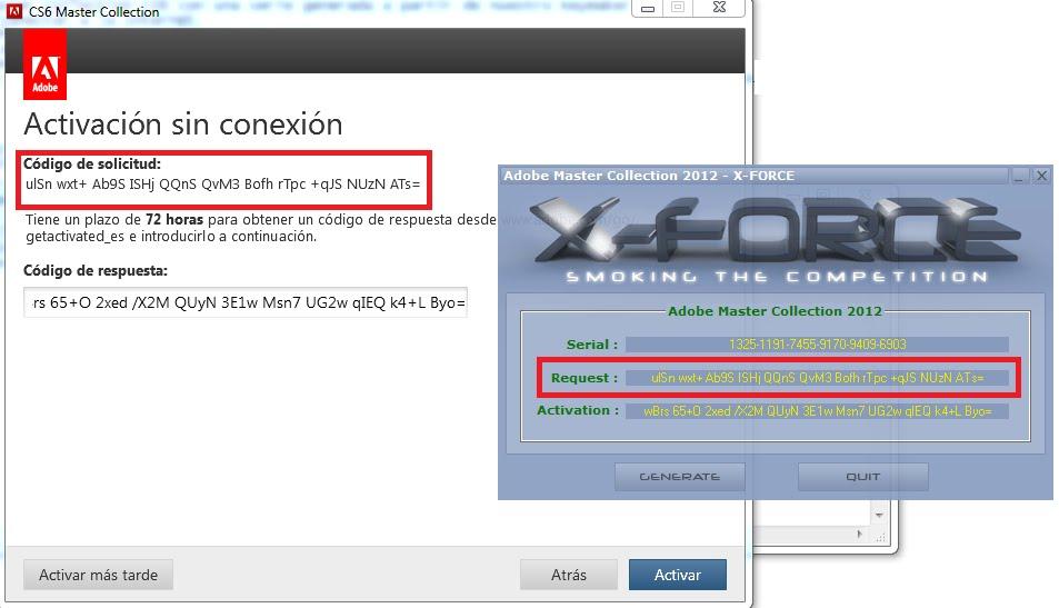 X-force keygen adobe master collection cs6 mac