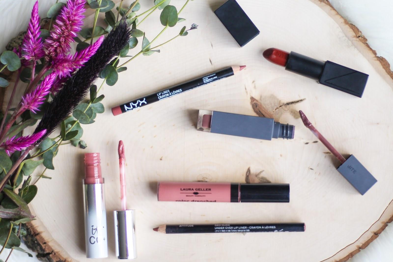 FALL LIP COLORS | A Classy Fashionista || Style & Beauty Blog