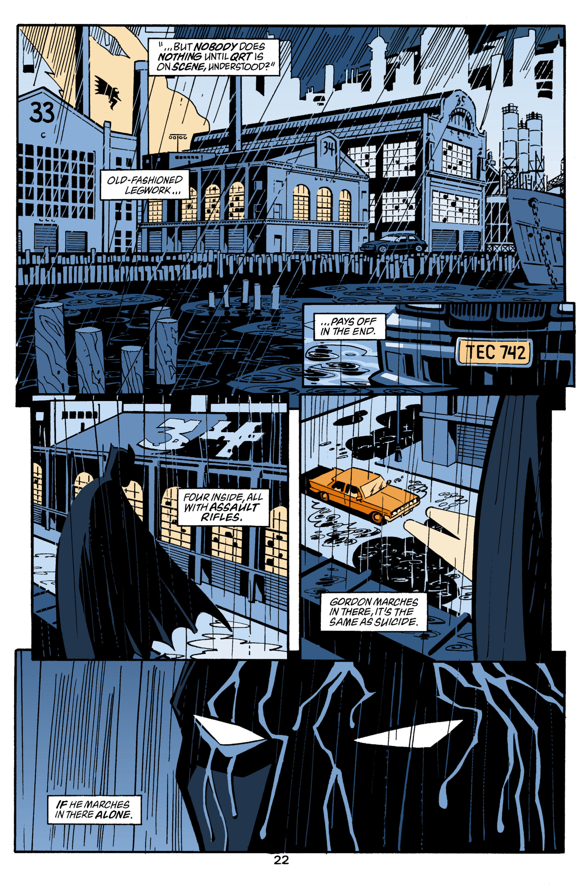 Detective Comics (1937) 742 Page 22