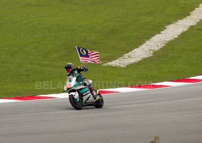 Terbaik dari Hafizh Syahrin Moto2