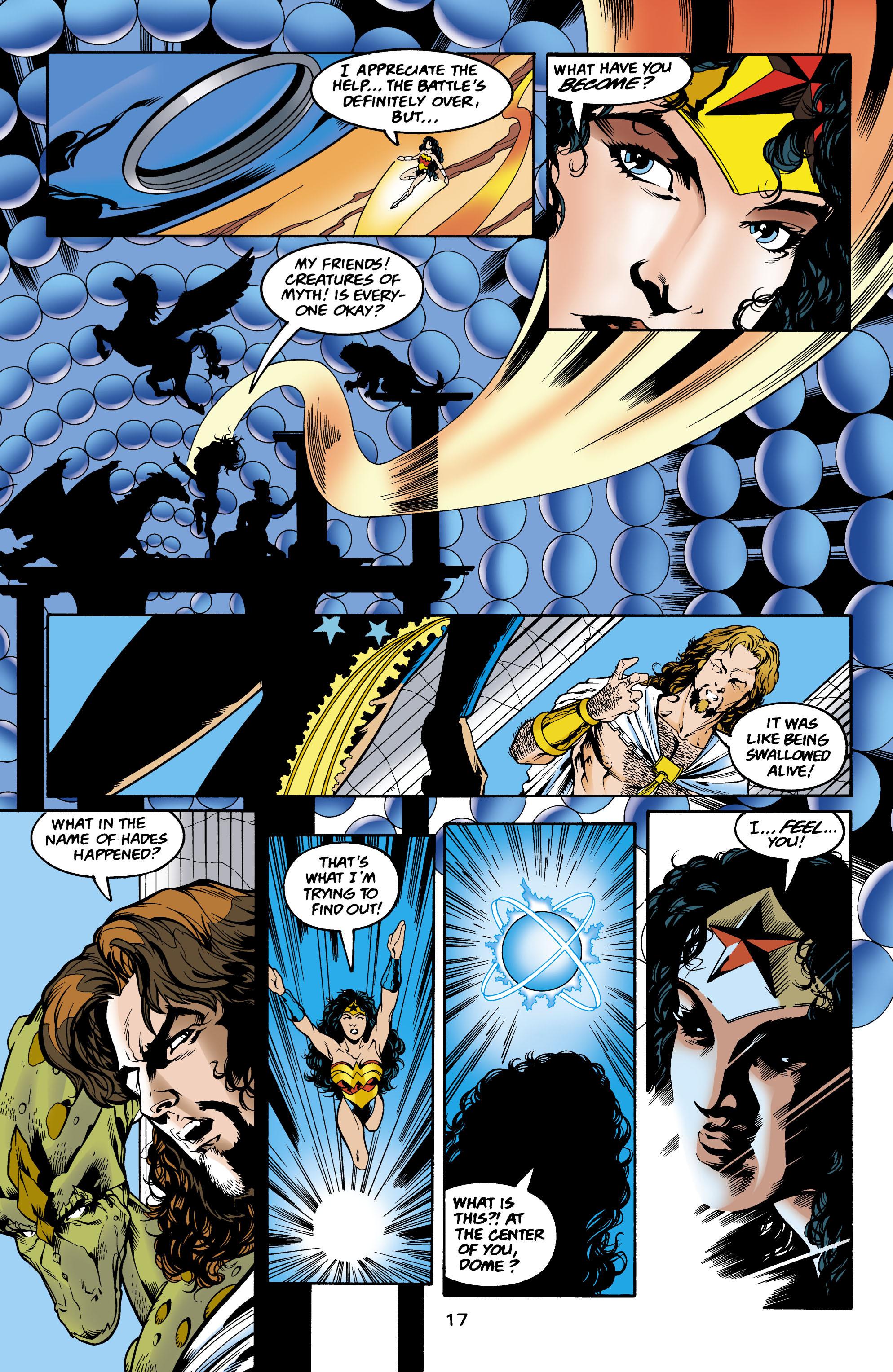Read online Wonder Woman (1987) comic -  Issue #159 - 18