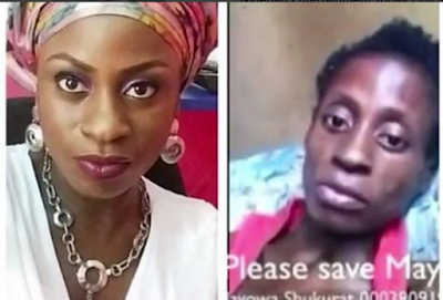 So sad! #MayowaAhmed couldn't make it, she died this afternoon #RIPMayowa