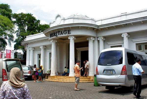 Heritage Factory Outlet Murah di Bandung