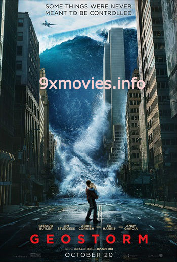 Geostorm 2017 English 720p HC HDRip 850MB