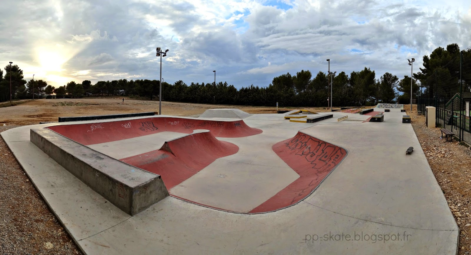 Skatepark Venelles