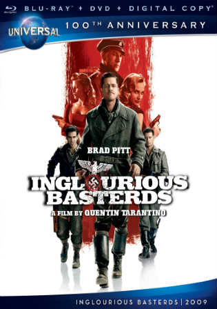 inglourious basterds dual audio 300mb download