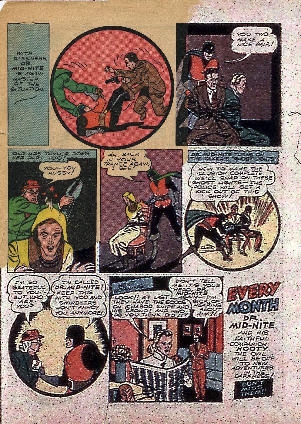 Read online All-American Comics (1939) comic -  Issue #31 - 65