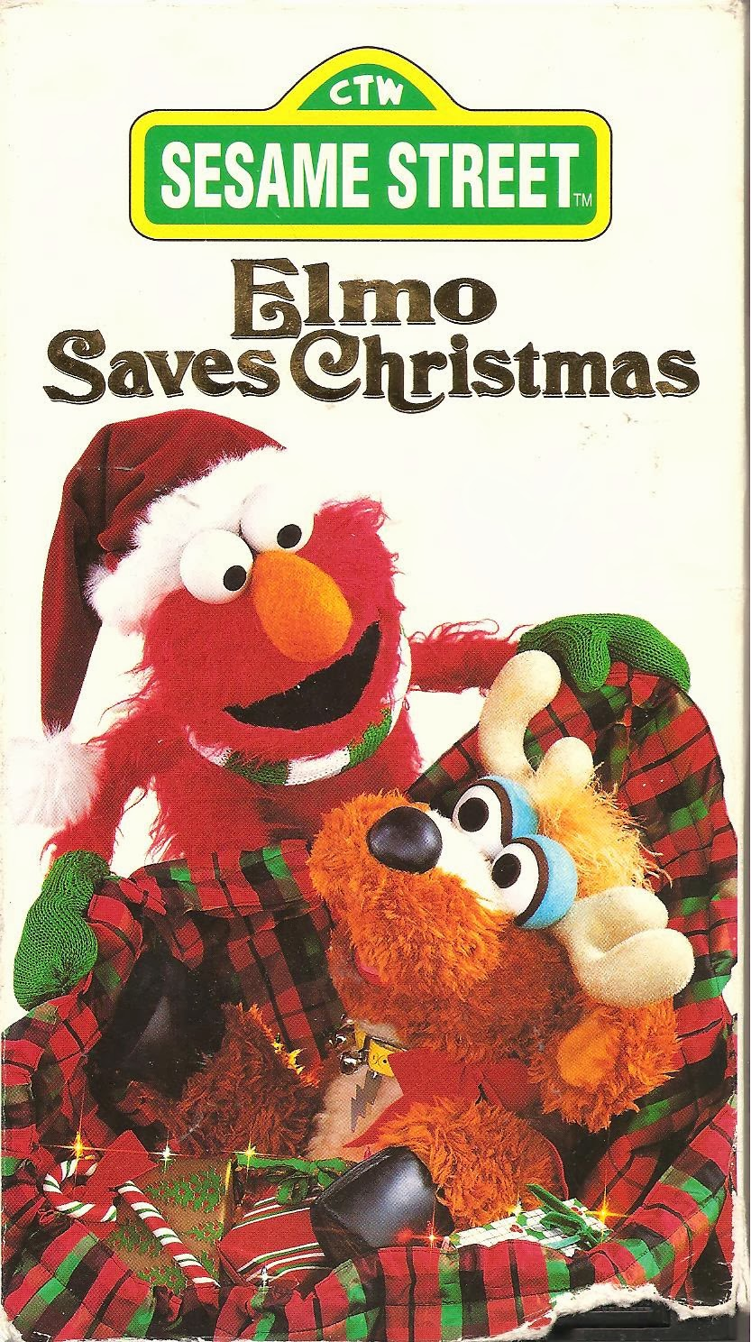 Schuster At The Movies Elmo Saves Christmas 1996