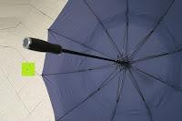 Seite: Golf Regenschirm, Pomelo Best Automatik auf Windresistent mit 128cm Durchmesser aus robusten 190T Pongee Stockschirm geeignet für 3-4 Personen