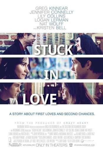 Stuck in Love (2013) DVDRip Latino