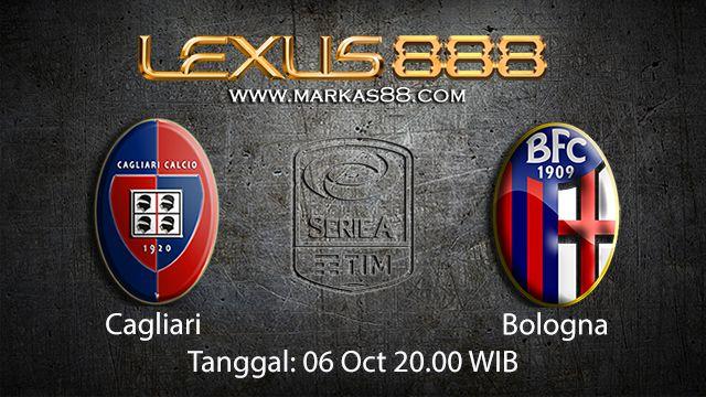 Prediksi Bola Jitu Cagliari vs Bologna 06 October 2018 ( Italian Serie A )