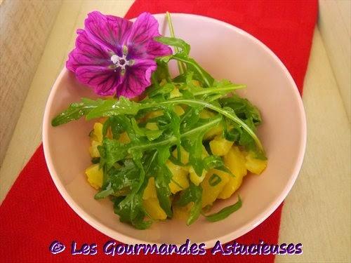 Comment faire une salade toute simple ?