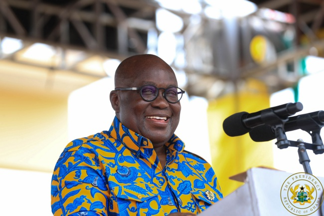 Congratulatory Message By President Akufo-Addo On The Results Of The Referenda