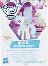 My Little Pony Wave 20 Miss Pommel Blind Bag Card