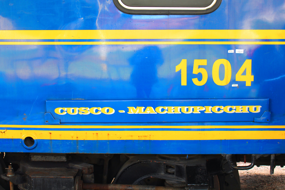 Cusco to Machu Picchu train in Peru - lifestyle & travel blog