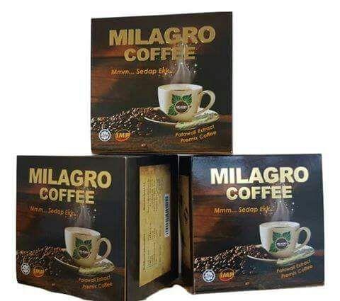 Hasil carian imej untuk milagro coffee minuman