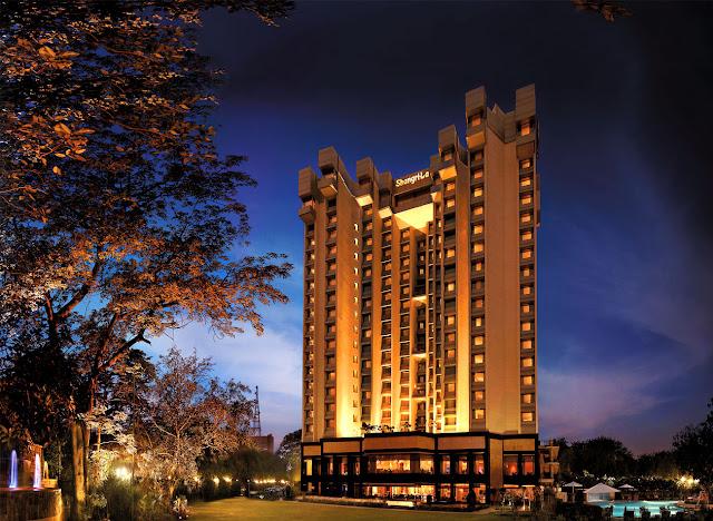 Shangri La hotels, New Delhi