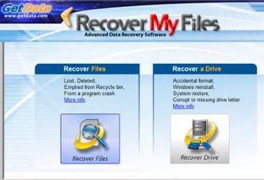 تحميل برنامج Recover My Files للكميبوتر لاستعادة الملفات المحذوفة