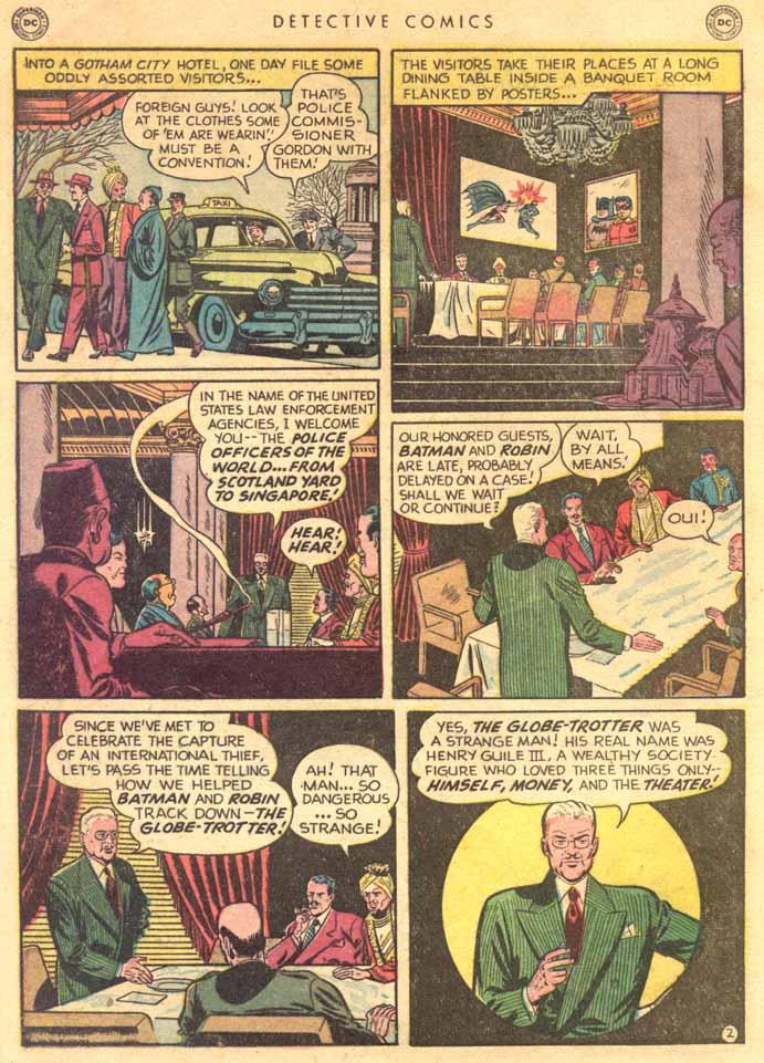 Read online Detective Comics (1937) comic -  Issue #160 - 4