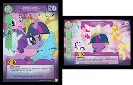 My Little Pony Twilight Sparkle, Friendship is Magic Celestial Solstice CCG Card