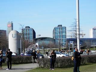 stazione centrale di Berlino
