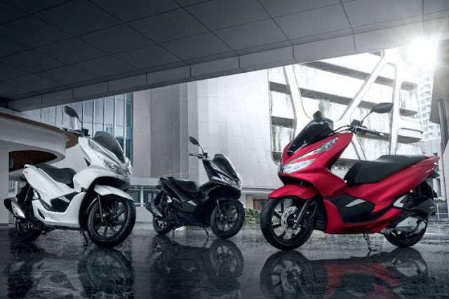 Honda All New PCX akan menjadi senjata untuk meraih target penguasaan pasar 50 persen segmen skutik bongsor 150 cc.