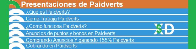 presentaciones paidverts
